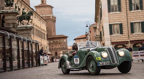 1000 mil süren sıradışı bir yarış: Mille Miglia