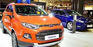 Ford,9 Türkiye Prömiyeri Gerçekleştirdi