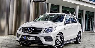 Mercedes GLE 450 AMG tanıtıldı