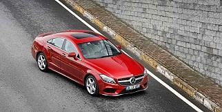 Sürüş İzlenimi:Mercedes CLS 350 4MATIC
