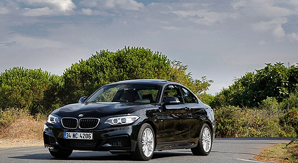 Test - BMW 218i Coupe