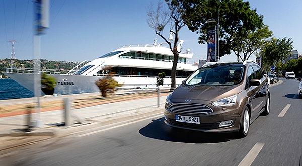 Test - Ford Grand C-MAX 1.5 EcoBoost Otm.