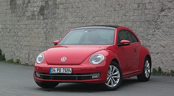 Test - Volkswagen Beetle 1.4 TSI BMT DSG