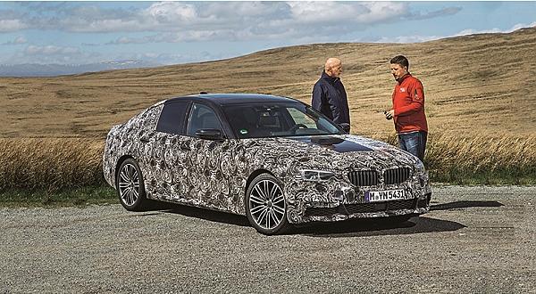 TEST - Yeni BMW 5 Serisi