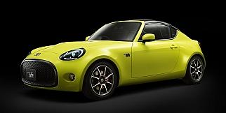 Toyota'dan yeni spor otomobil
