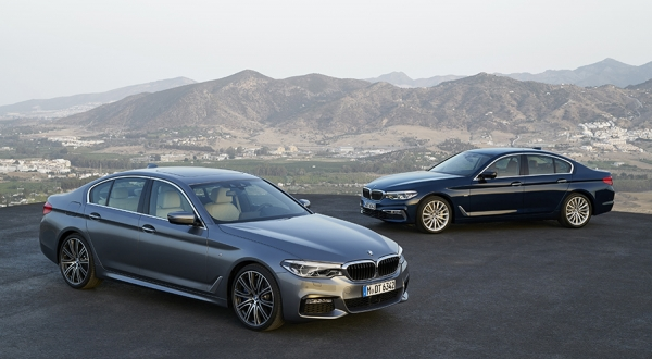 Tüm yönleriyle yeni BMW 5 Serisi