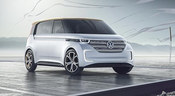 Volkswagen'den 21. Yüzyılın Microbus'ı
