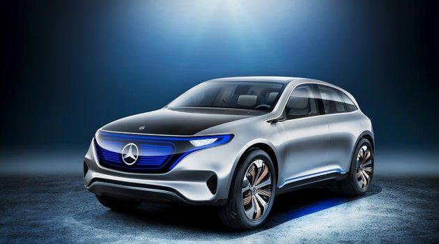 Mercedes elektrikliye EQ ile geçiyor