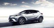 Türkiye'de üretilecek Toyota C-HR'nin iç tasarımı da görücüye çıktı