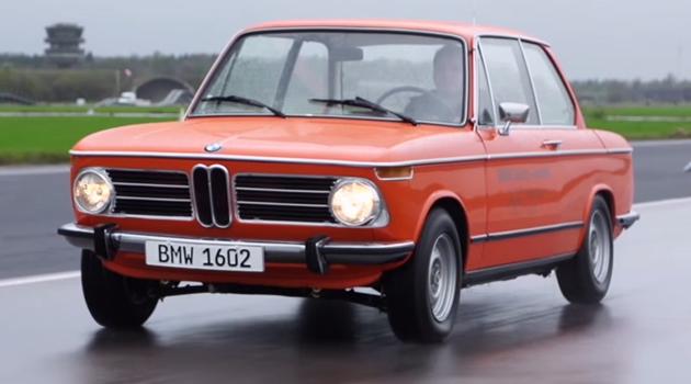 İşte BMW'nin İlk Elektrikli Otomobili
