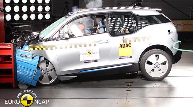 2015'in en güvenli otomobilleri