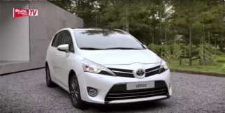 AMS TV -  Test Toyota Verso 1.6 D-4D