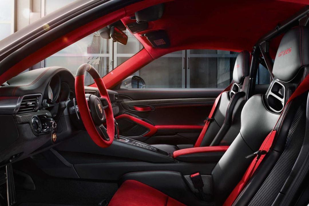 Porsche wont acknowledge that the 2018 911 gt2 rs exists