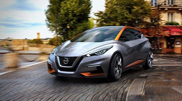 İşte Nissan'ın Yeni Kompakt Hatchback'i