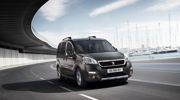 Peugeot Partner Otamatikleştirilmiş Şanzımanla Geliyor
