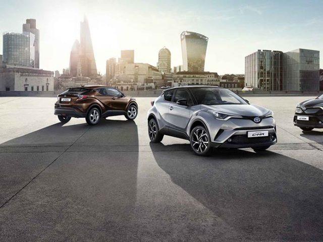 Sürüş İzlenimi – Toyota C-HR