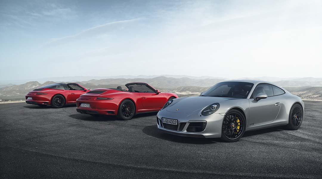 Porsche 911 ailesi genişlemeye devam ediyor