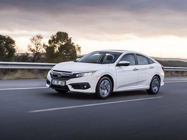 Honda, Avrupa'nın en hızlı büyüyen otomotiv markası oldu