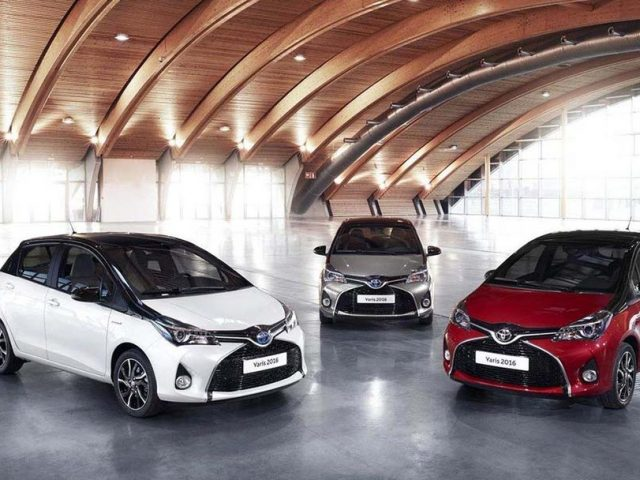 Toyota Yaris yeni 1.5 litrelik motora kavuşuyor