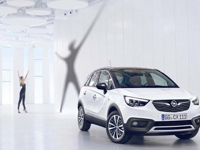 Opel'den yeni X