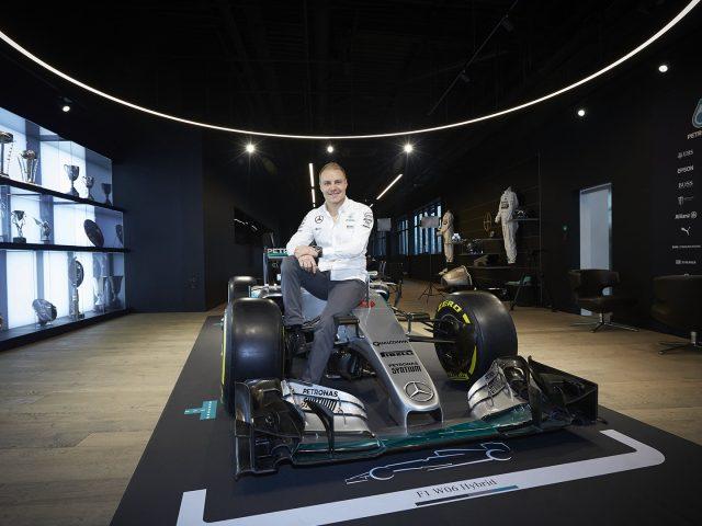 Mercedes AMG Petronas'ın yeni pilotu belli oldu