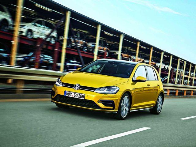 Yenilenen Volkswagen Golf'te neler değişecek?