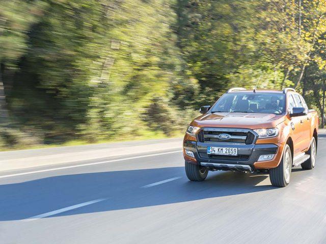 Sürüş İzlenimi – Ford Ranger Wildtrak 3.2