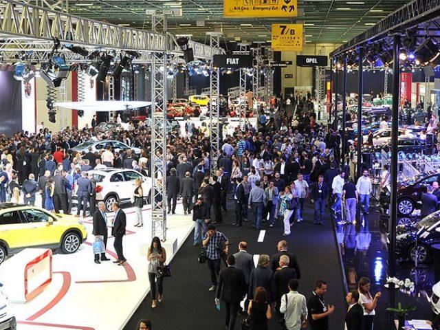 İstanbul Autoshow 2017 için geri sayım başladı
