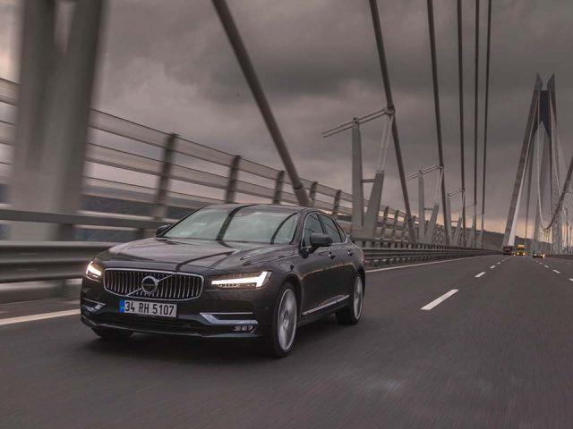 Sürüş İzlenimi – Volvo S90 D5 AWD