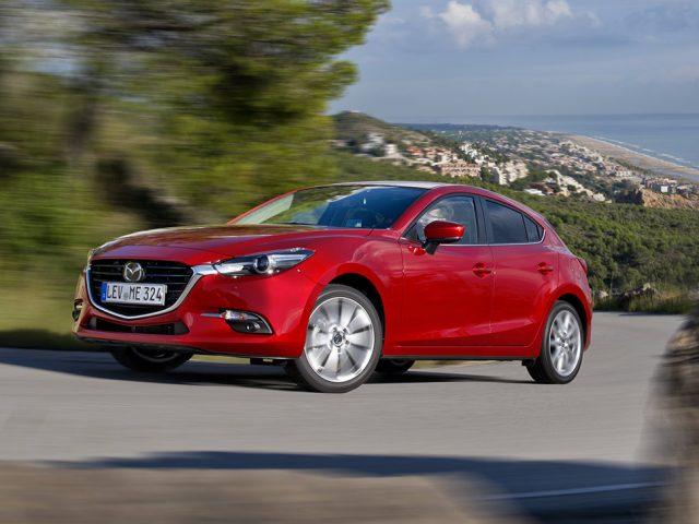Mazda 3 yenilenen yüzüyle satışa sunuldu
