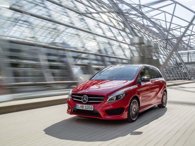 Mercedes'den ocak ayına özel fırsatlar