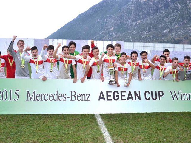 Mercedes-Benz Ege Kupası 2017 başlıyor