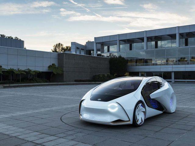 Toyota'nın yapay zekalı aracı