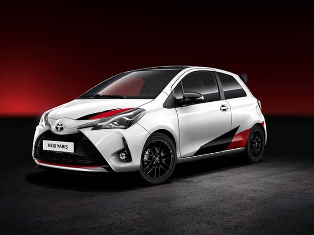 Yüksek performanslı Toyota Yaris geliyor