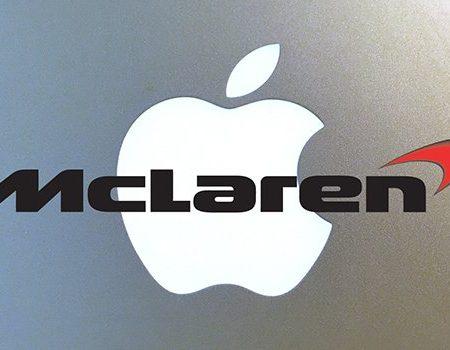 Apple, McLaren'ı satın alabilir