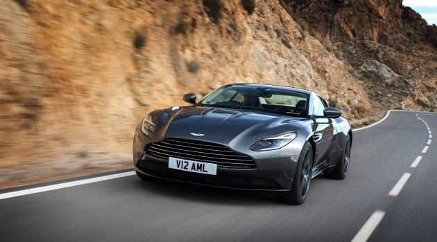 Aston Martin DB11 satışa sunuldu