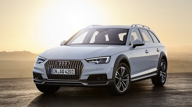 Audi, A4 Allroad quattro'yu tanıttı
