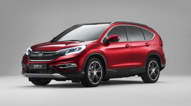 Honda Cr V Dizel Otomatik Fiyatları Belli Oldu Auto Motor Sport