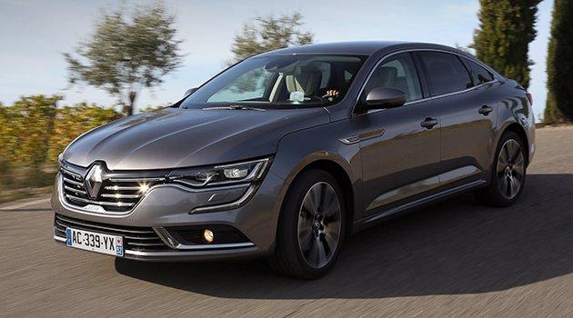 İşte Renault Talisman'ın tüm detayları