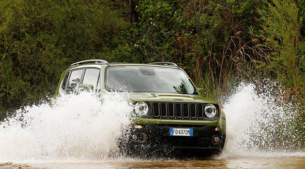 Jeep, Renegade'de ÖTV farkı ve faizi sıfırlıyor