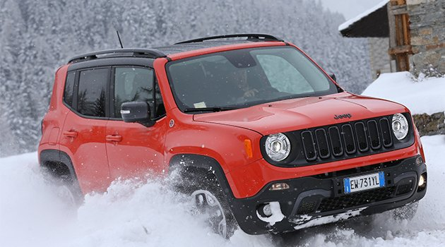 Jeep'ten yılbaşı kampanyası