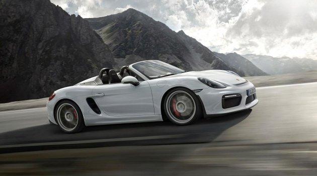Klimasız ve Radyosuz Porsche