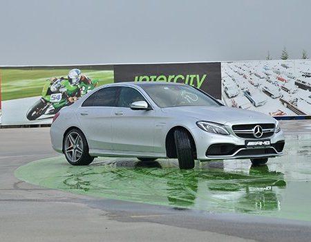 Mercedes-AMG Lounge İstanbul açıldı