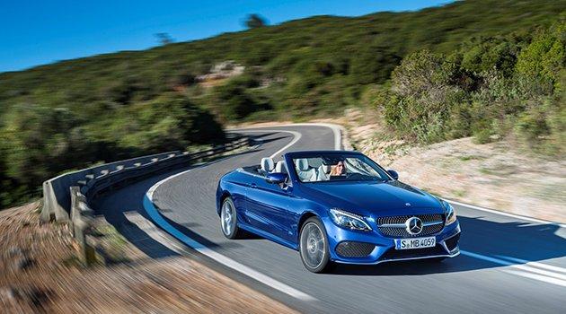 Mercedes, iki yeni modelini Türkiye'de satışa sundu