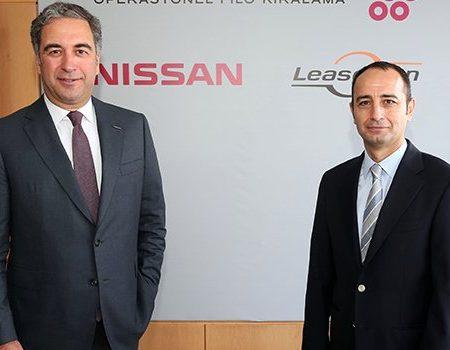 Nissan, kiralama sektöründe Carbook ile büyüyor