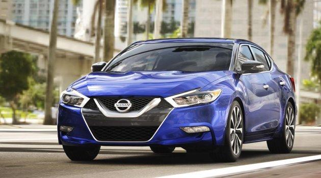 Nissan, New York Otomobil Fuarın'da Yeni Maxima'yı  Duyurdu
