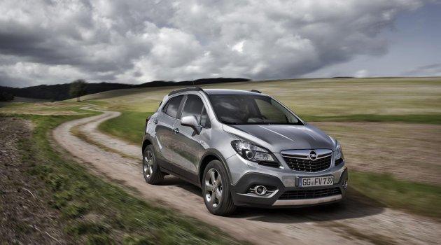 Opel Mokka Sınıfının En Güçlü Dizel Moturunu Sunuyor