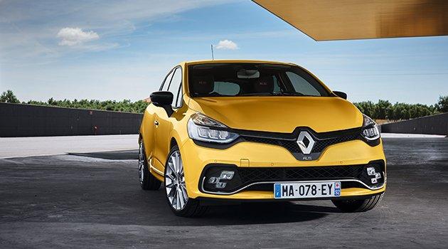 Renault Clio'ya GT Line versiyon