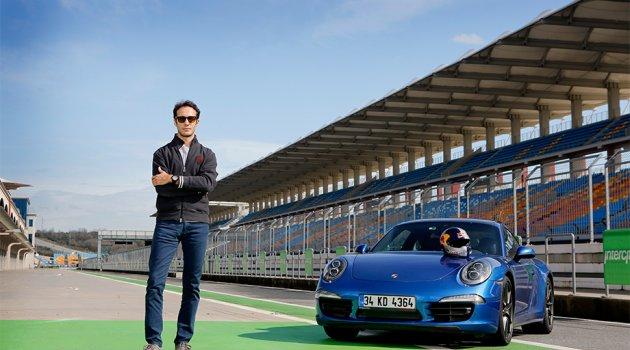 Sürüş İzlenimi : Porsche 911 Carrera 4S