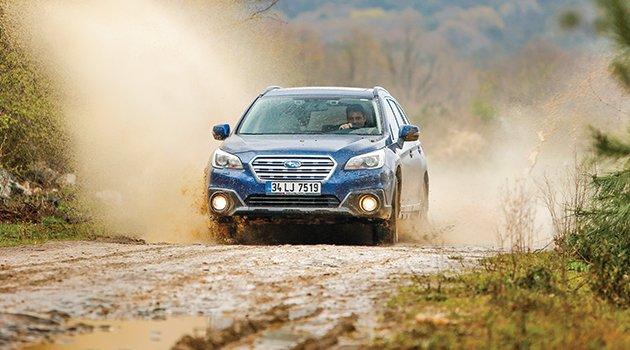 Sürüş İzlenimi:Subaru Outback